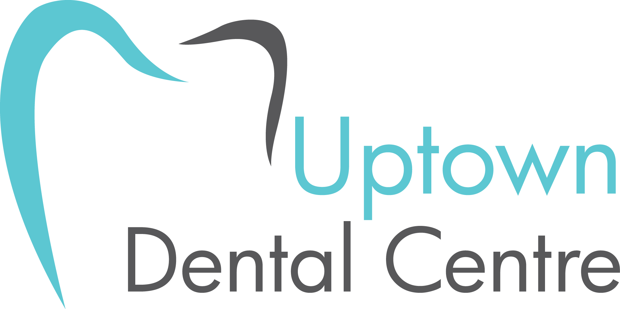 Uptown Dental Center Logo
