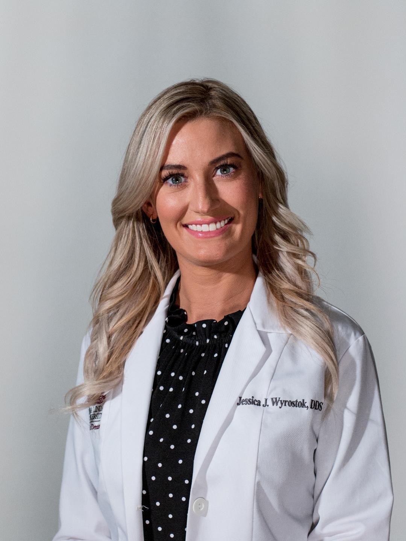 Dr. Jessica Wyrostok Dentist